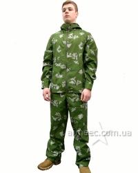 Маскировочный костюм летний березка №2