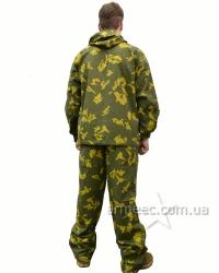 Маскировочный костюм летний березка желтая