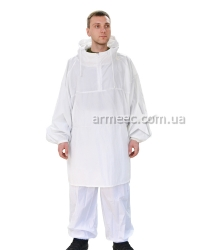Маскировочный костюм белый