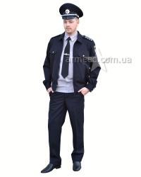 Форма полиции Украины М1