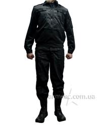 Военный костюм Охрана