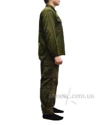 Военный костюм олива Австрия