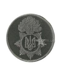 Кокарда Национальной Гвардии Украины F1