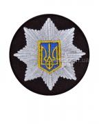 Кокарда полиции В1