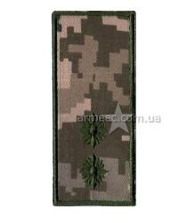 Погон ЗСУ лейтенант s9