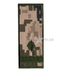 Погон ЗСУ майор s11