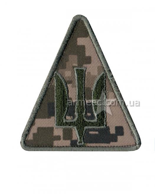 Шеврон ЗСУ Воздушные силы E1