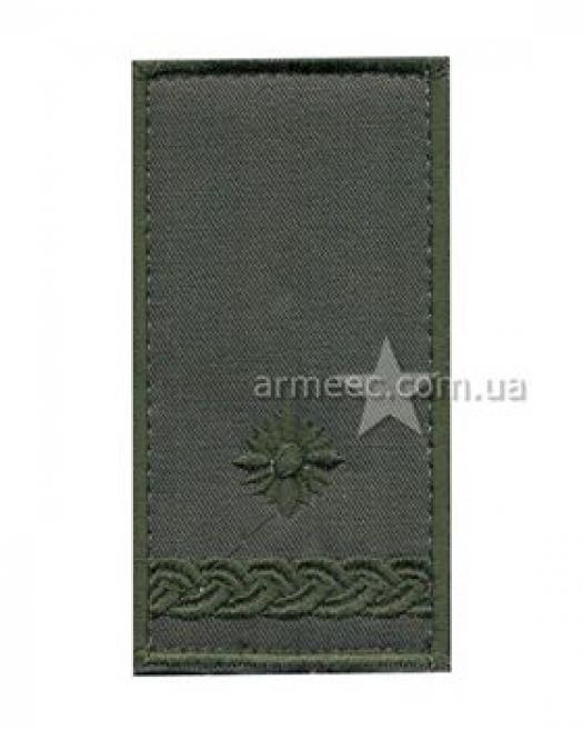 Погон майор O14