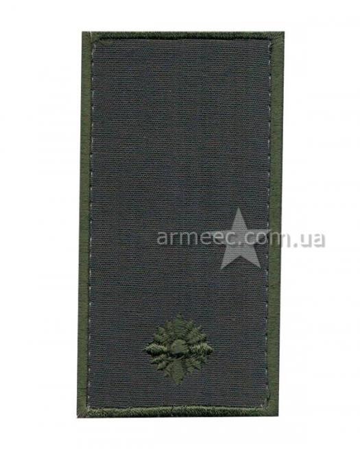 Погон младший лейтенант O10