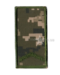 Погон ЗСУ старший солдат А1