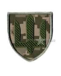 Шеврон Cухопутные войска p3