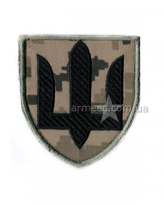 Шеврон Сухопутных войск А4