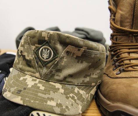 Камуфляжные кепки милитари - военторг Армеец