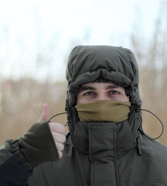 Зимние куртки, зимняя верхняя одежда милитари - Армеец